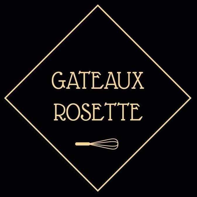 Logo Gateaux Rosette